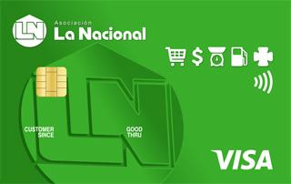 Tarjeta de Crédito ConfiaMás
