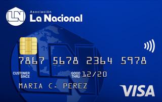Tarjeta de Crédito Confía en Tí