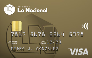 Tarjeta de Crédito Gold Internacional
