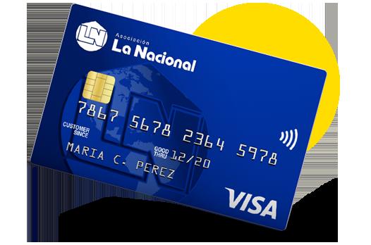 Tarjetas de Crédito La Nacional