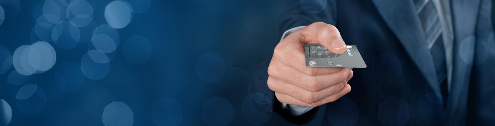 Solicitud Tarjeta de Crédito Empresarial