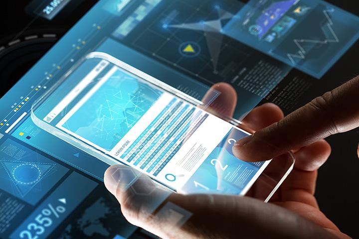 Teléfono móvil y aplicaciones