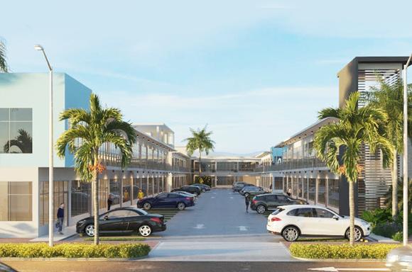 La Marquesa Town Center