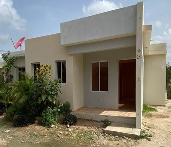 Casa en Residencial Cumayasa, La Romana.