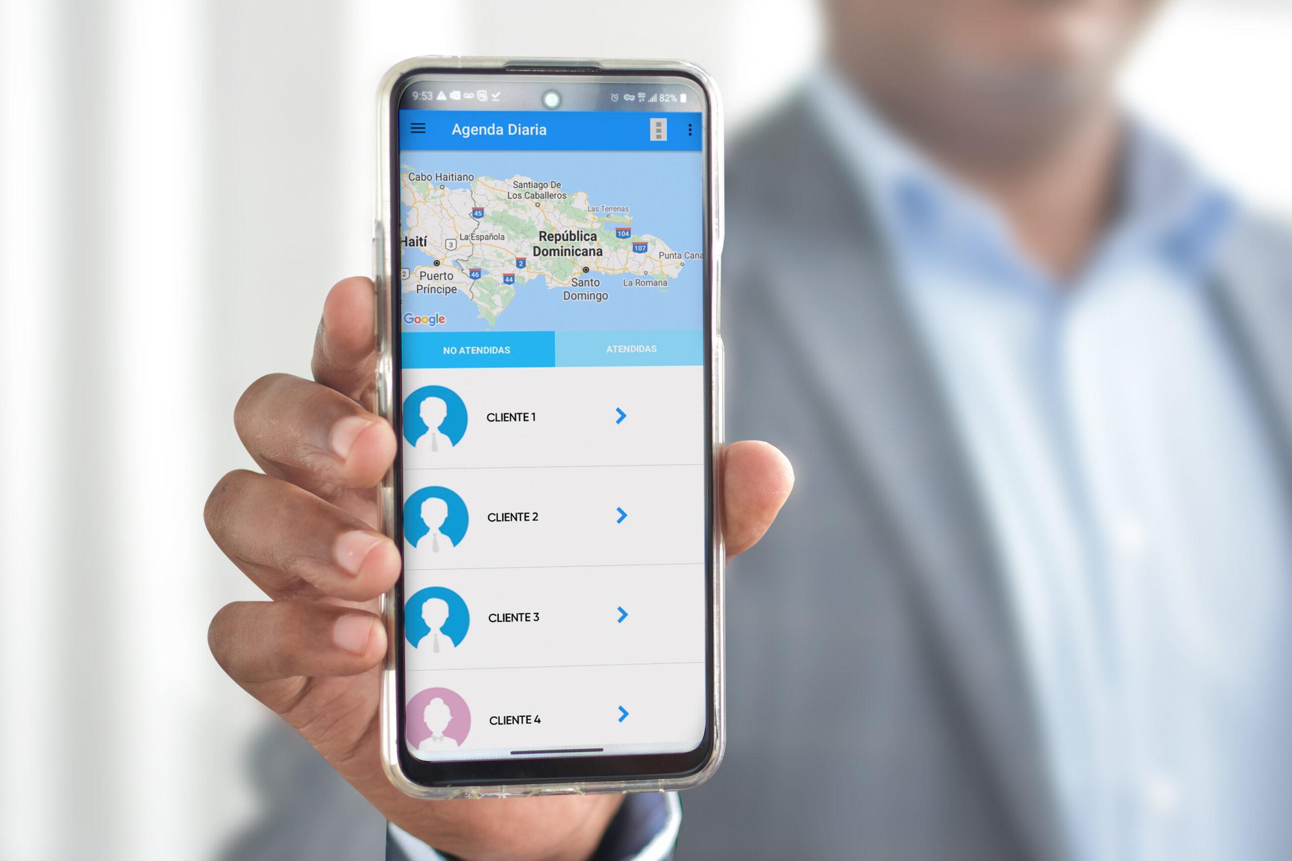 Aplicación - Actualización del sistema de gestión de cartera de crédito