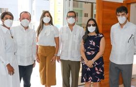 Asociación La Nacional y Fiduciaria La Nacional participan en la entrega de los primeros apartamentos del Plan Nacional de Viviendas Familia Feliz en Azua.